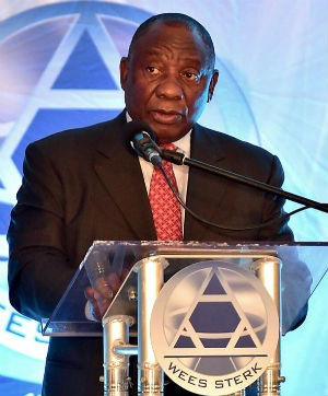 Afrikanerbond Still Worried About 'land Issue', Despite Ramaphosa Address photo