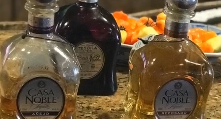 Pasadena Now    » El Portal Showcases Casa Noble Tequila At Its June 27 Tequila Dinner photo