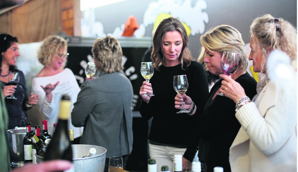Warm Up With Wine And Craft Drink Expo photo