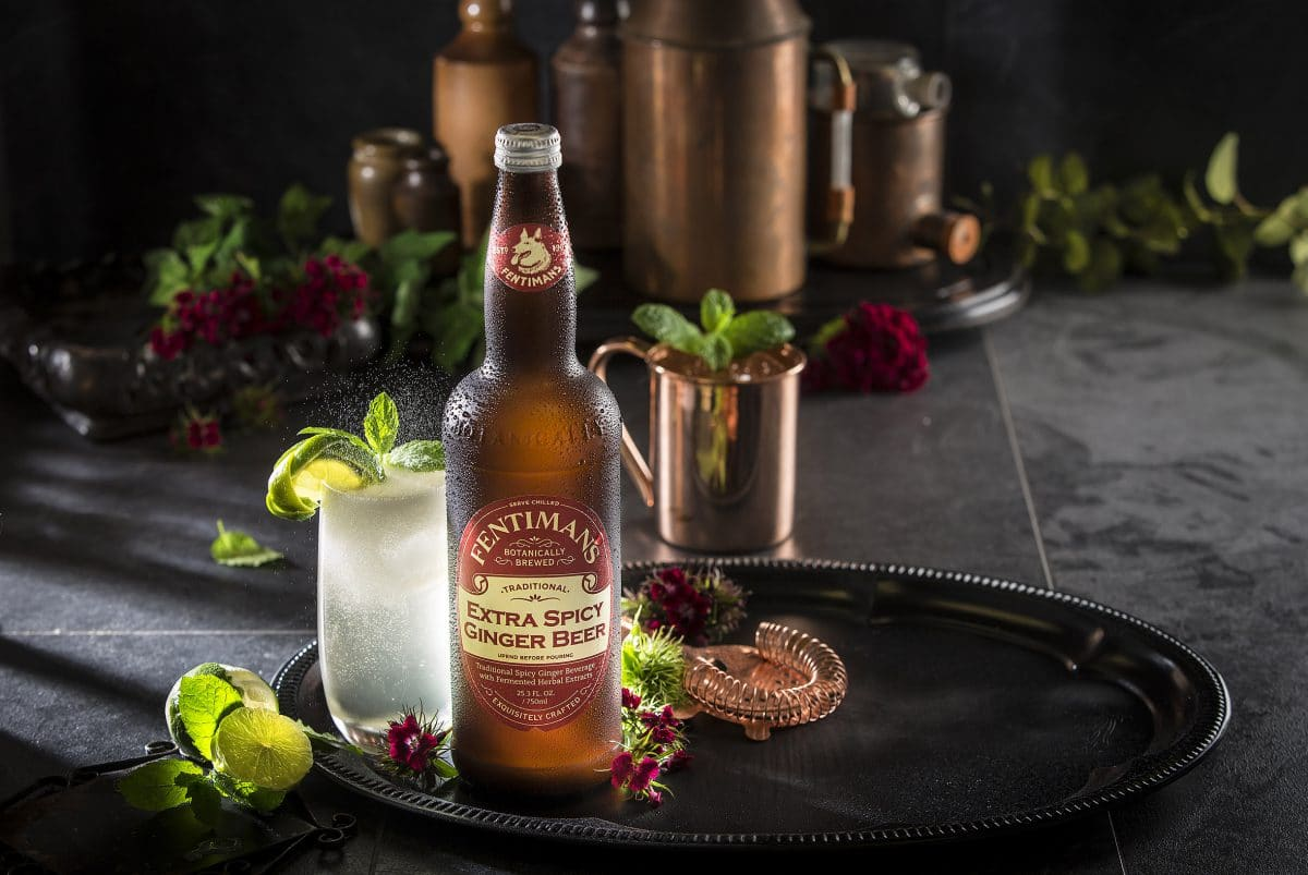 Fentimans Releases Pink Ginger And Spicy Ginger Beer photo