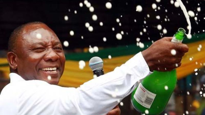 Cyril Ramaphosa's gift declaration list includes herbal miracle cream, Cuban cigars and bottles of vodka and brandy photo