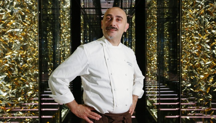 How French Chef Won Italians Over To His Asian-influenced Food photo
