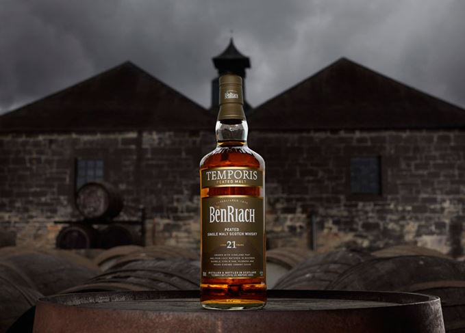 Benriach?s New Temporis Nods To Peated Past photo
