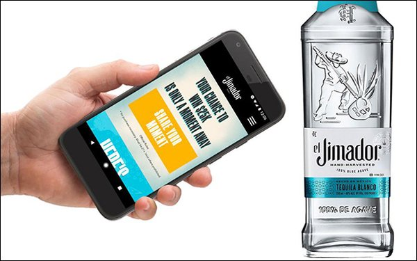 Ai & Iot Daily: El Jimador Tequila Intros Connected Bottles For Soccer Campaign photo