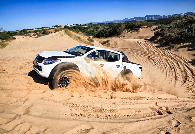 Taking The Extreme Route: The Mitsubishi Triton Extreme Is Not Your Average 4×4 photo