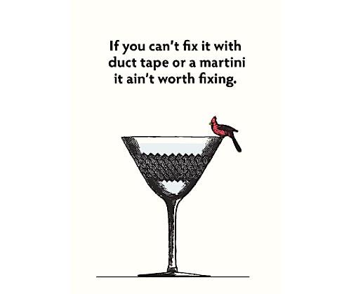 fixit Martini Quotes To Live By