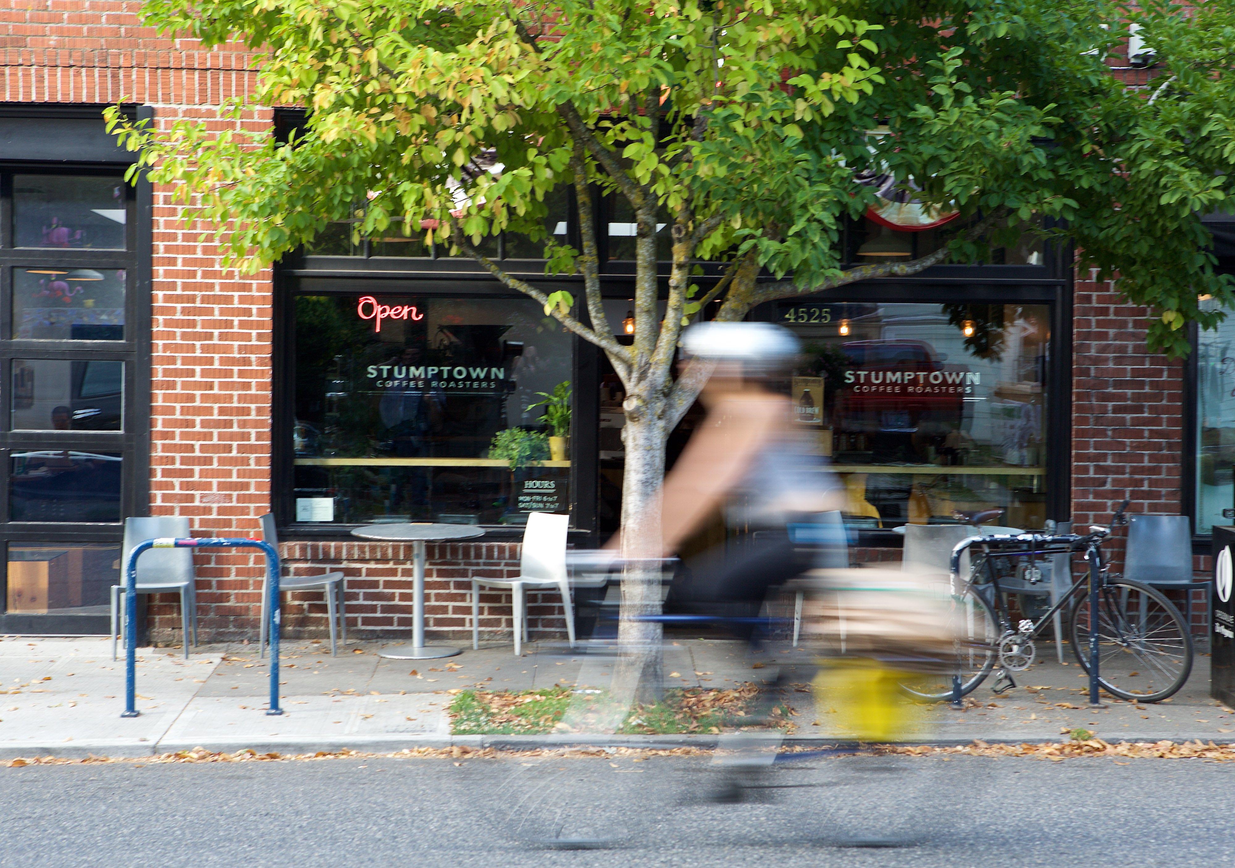 Inside Portland's Plan To Battle Traffic Deaths By Hanging 'smartphones' On Street Lights photo