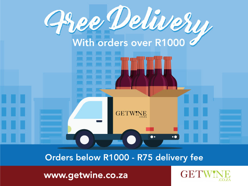 GETWINE now offers FREE DELIVERY nationally! photo