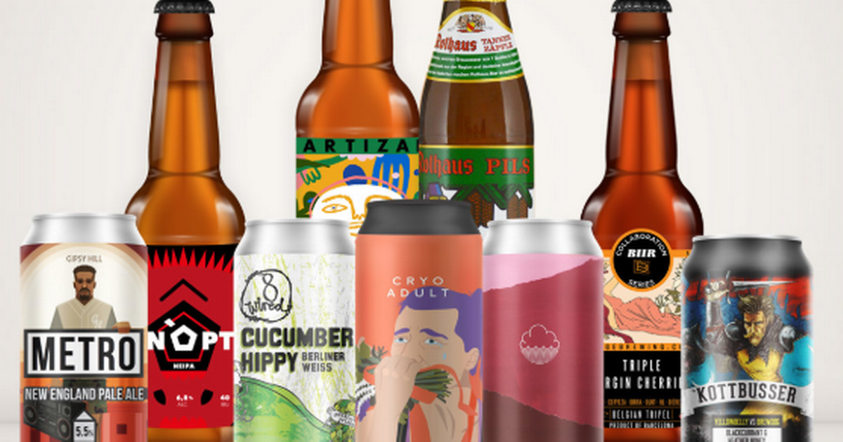 Local Supermarket Craft Beers Vs Online Craft Beer Deals: Which Are Cheapest? photo