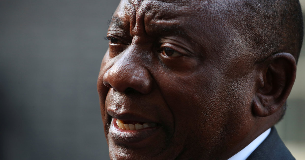 Ramaphosa Asks Broeders To Back Land Reform photo
