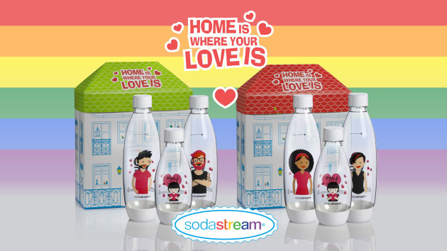 Sodastream Smacks Down 'no' Campaigner's Homophobic Tweets photo