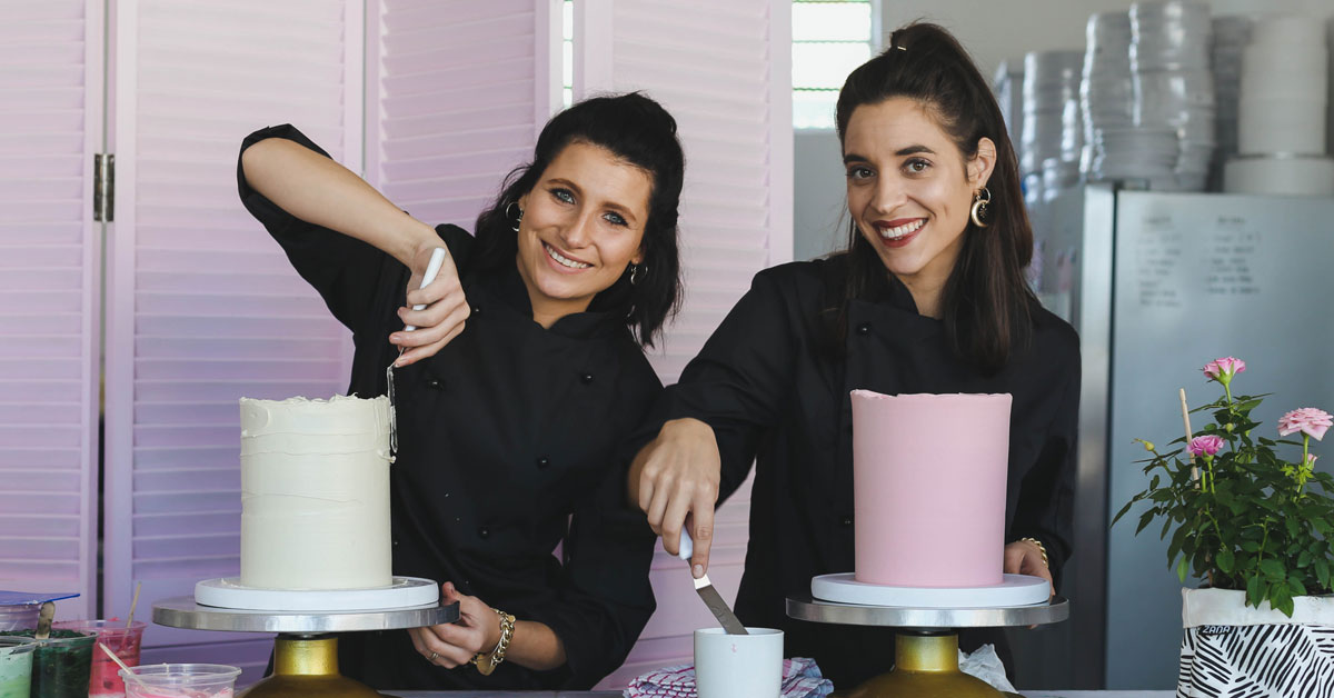 Sweet Lionheart Pâtisserie: Friendship, Frosting And Fun! photo