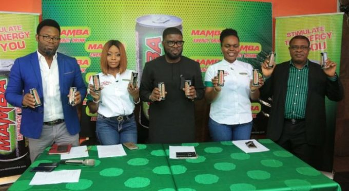 Mamba Energy Drink Officially Launched In Nigeria Amid Fanfare photo