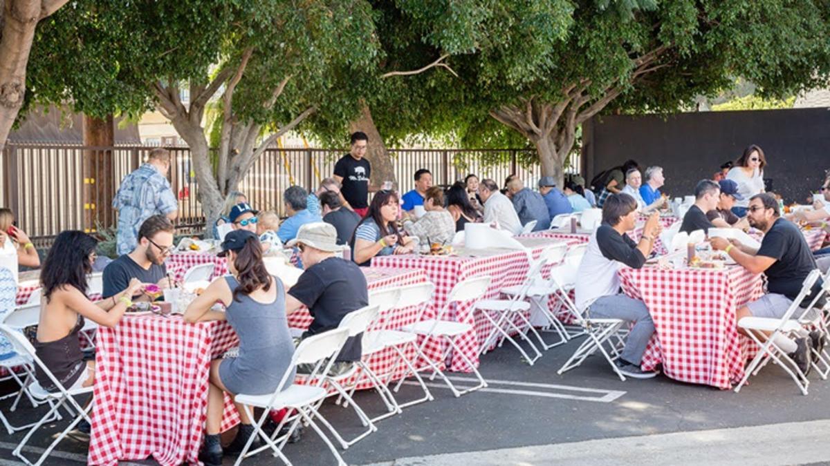 Maple Block Meat Co. Summer Block Parties photo