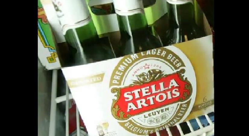 Cayman Residents Urged To Return Stella Artois Beer Following Recall photo