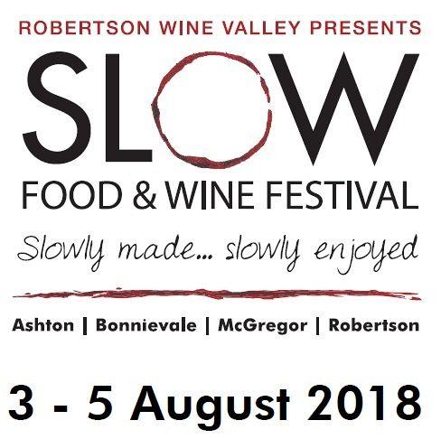 Robertson Wine Valley Presents Slow Food & Wine Festival photo