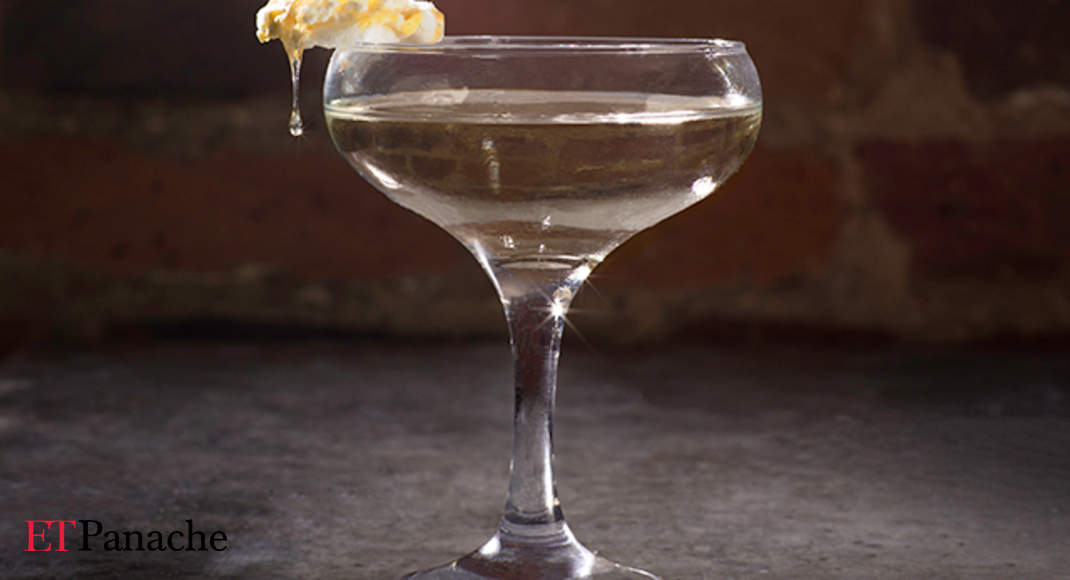 Recipes: Gin Cocktails For That Mid-week Break photo