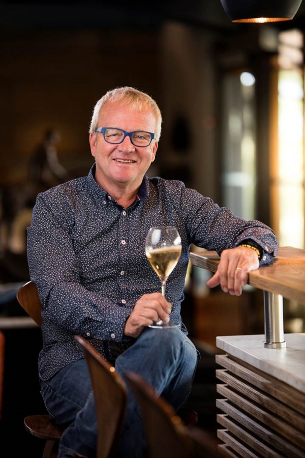 An Interview With SA Wine Legend Pieter Ferreira photo
