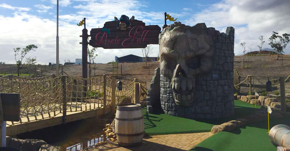 Adventure Pirate Golf At Benguela Cove Lagoon Wine Estate photo