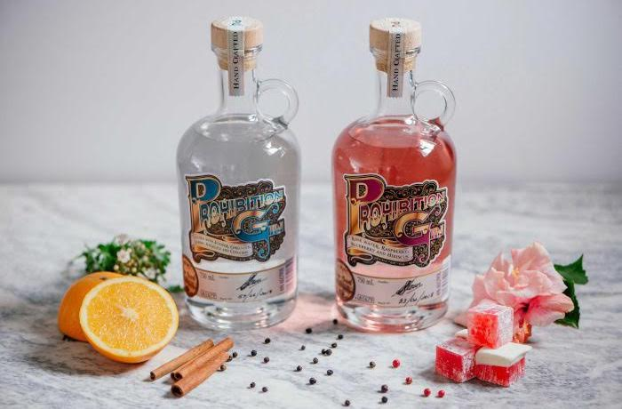 Sa?s Silver Creek Distillery Launches Exciting Prohibition Era Craft Gin Duo photo