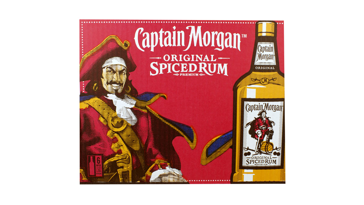 """Diageo's Tweet To Students About Its' Rum Brand, Captain Morgan, """"not Irresponsible"""" photo"""