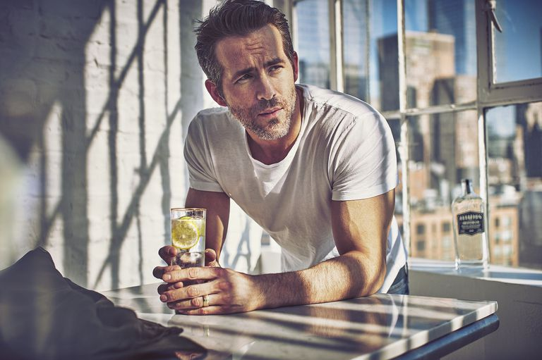 Deadpool Star Ryan Reynolds Has Tried Every Gin In The World photo