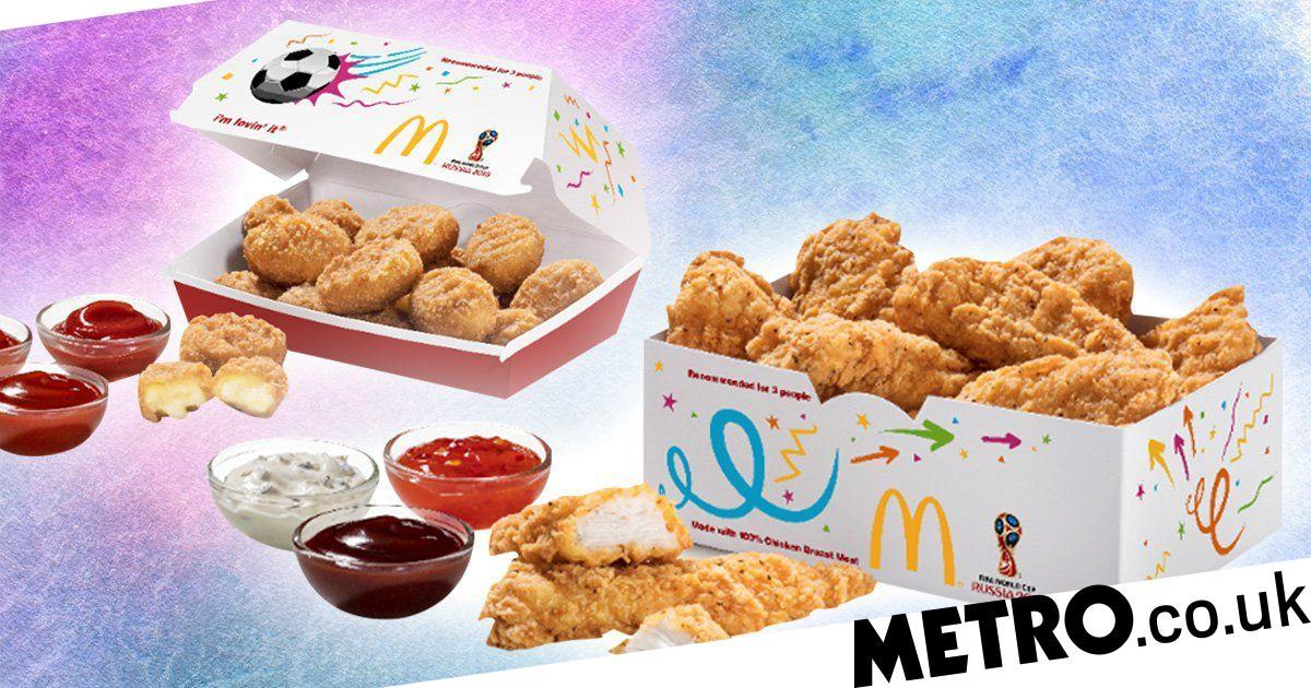Mcdonald's Will Let You Order Share Boxes Of Chicken Selects To Your Door photo