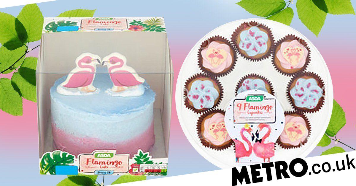 Asda Is Selling A Flamingo Cake Range Perfect For Instagram photo
