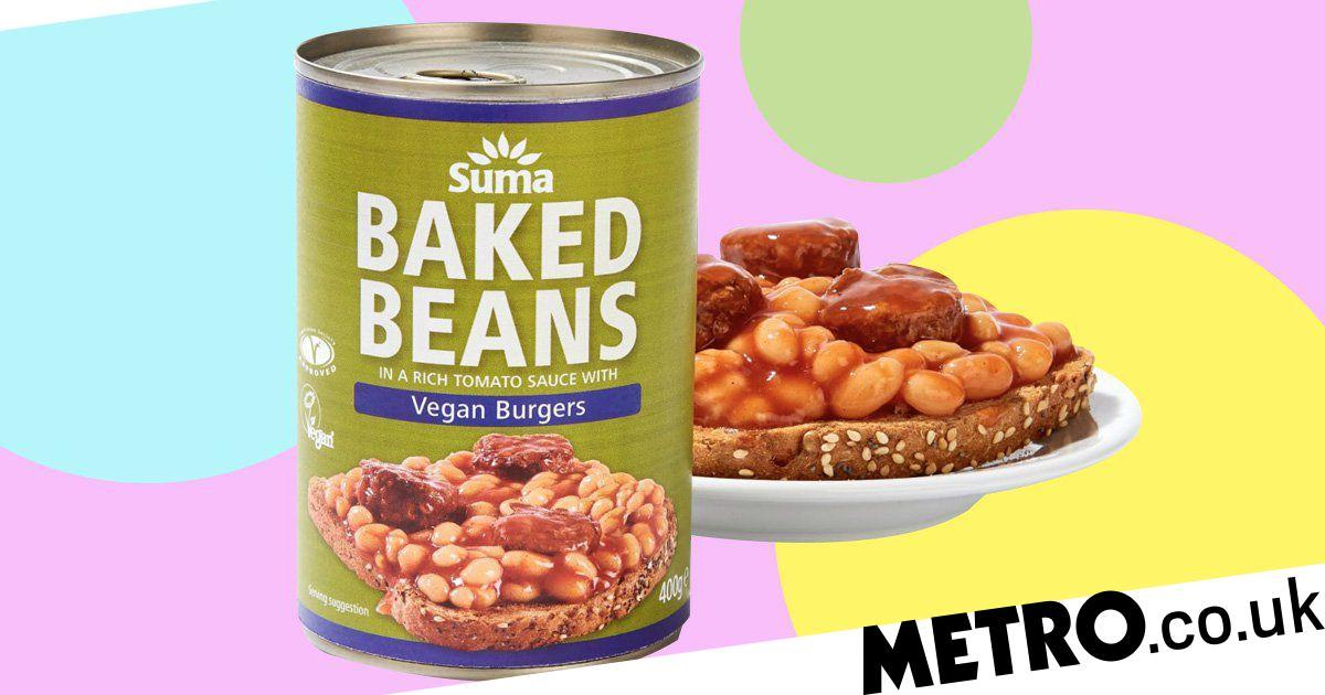 Finally, Someone's Made Vegan Beans And Burgers In A Tin photo