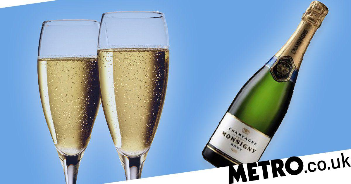 Aldi's £11 Champagne Named One Of The Best In The World photo