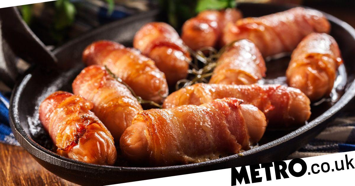 Bbqs At The Ready: Iceland Is Now Selling Pigs In Blankets Kebabs photo
