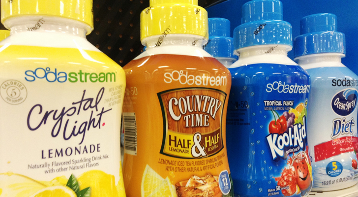 Will Sodastream International Ltd Stock Fizz Or Fizzle Out? photo