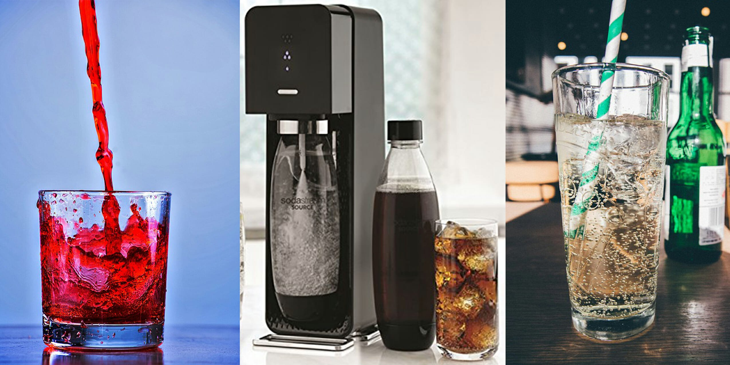 How To Use Sodastream To Make Every Drink Better photo