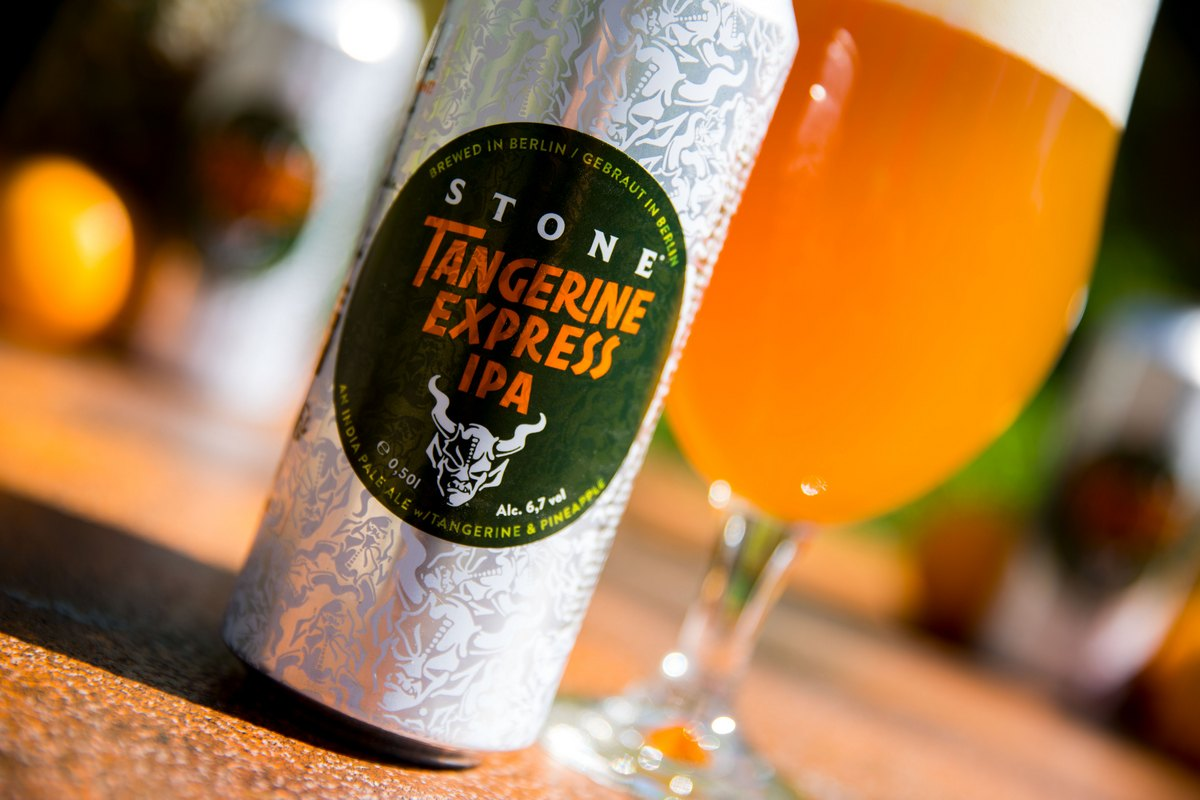 New Canned Small-batch Releases From Stone Berlin ? Beer Today photo