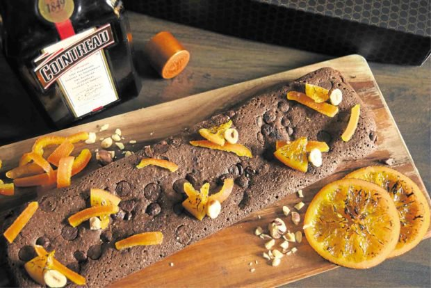 New Find: Liquor-spiked Brownie To Satisfy Chocoholic Cravings photo