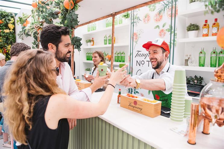 Tanqueray On The Hunt For Project Agency After Adam & Eve Split photo
