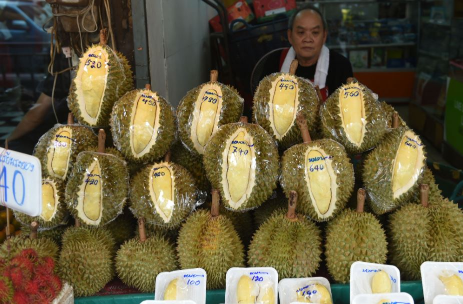 Final Fruit-ier: Thailand Sends Smelly Durian Into Space, photo