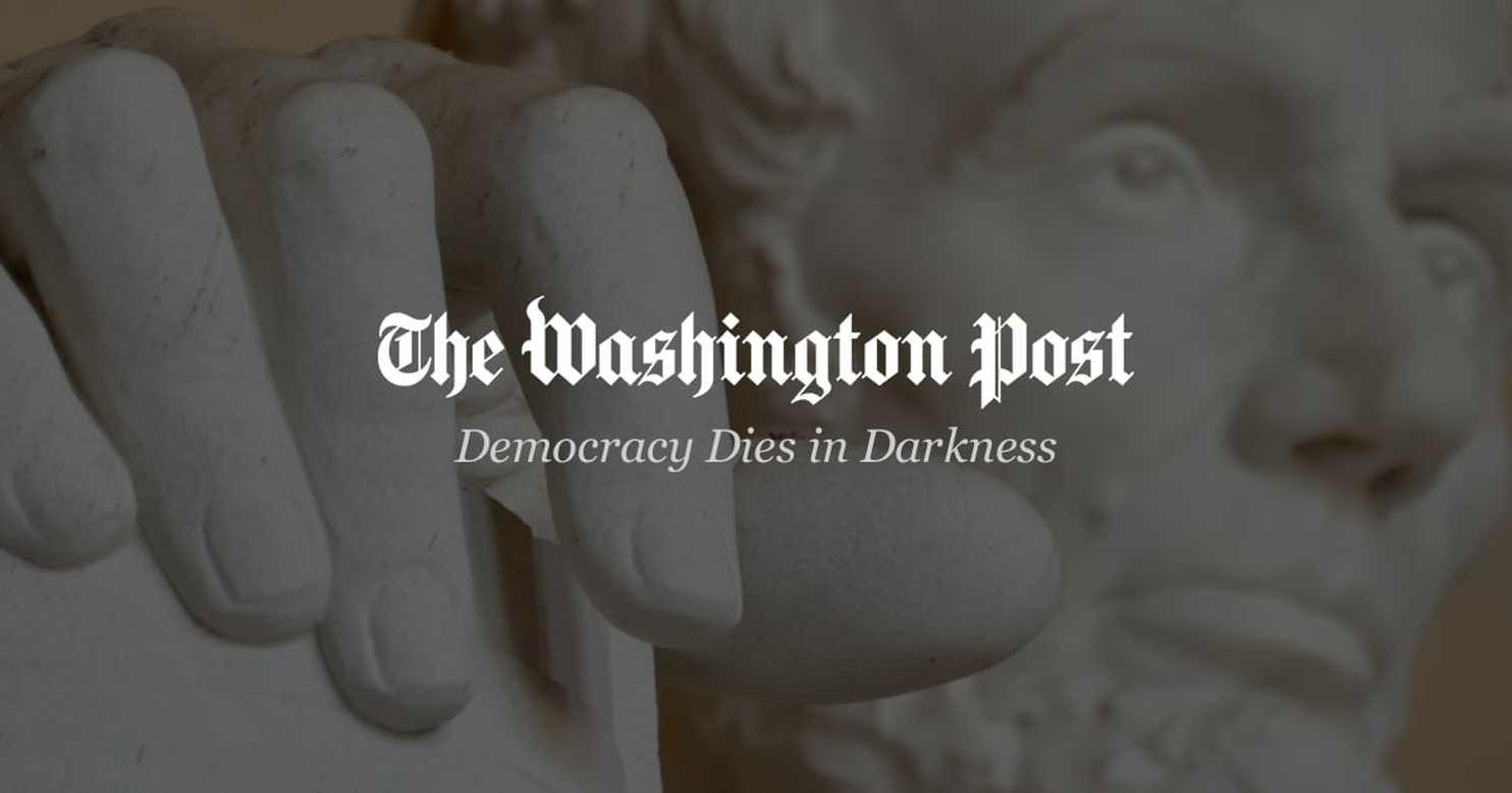 – The Washington Post photo