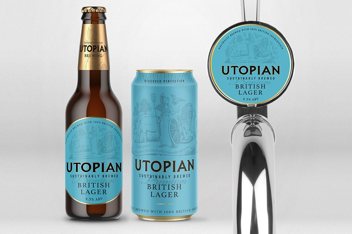Utopian Brewing Wants To Change Our View Of Lager ? Beer Today photo