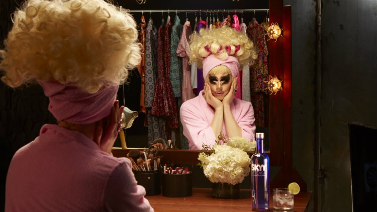 Exclusive: Trixie Mattel Stars In Skyy Vodka`s proudly American Campaign photo
