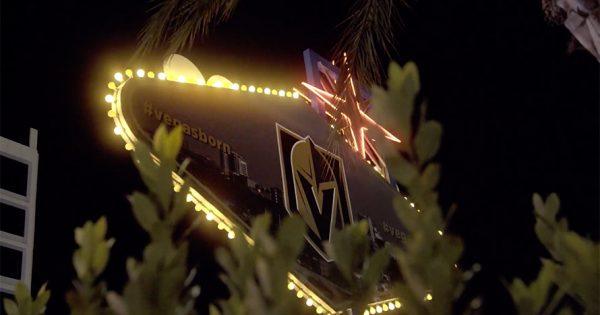 Budweiser Campaign Champions Epic Underdog Vegas Golden Knights photo