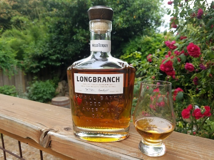 Whiskey Review: Wild Turkey Longbranch Bourbon photo