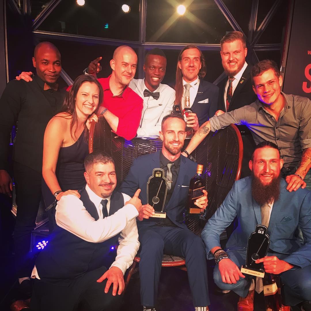Travis Kuhn Is South Africa`s Bartender Of The Year photo