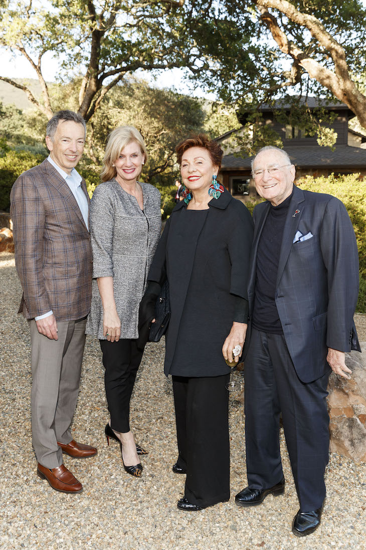 The Benefactor, Brains, And Beneficiary Of Festival Napa Valley photo