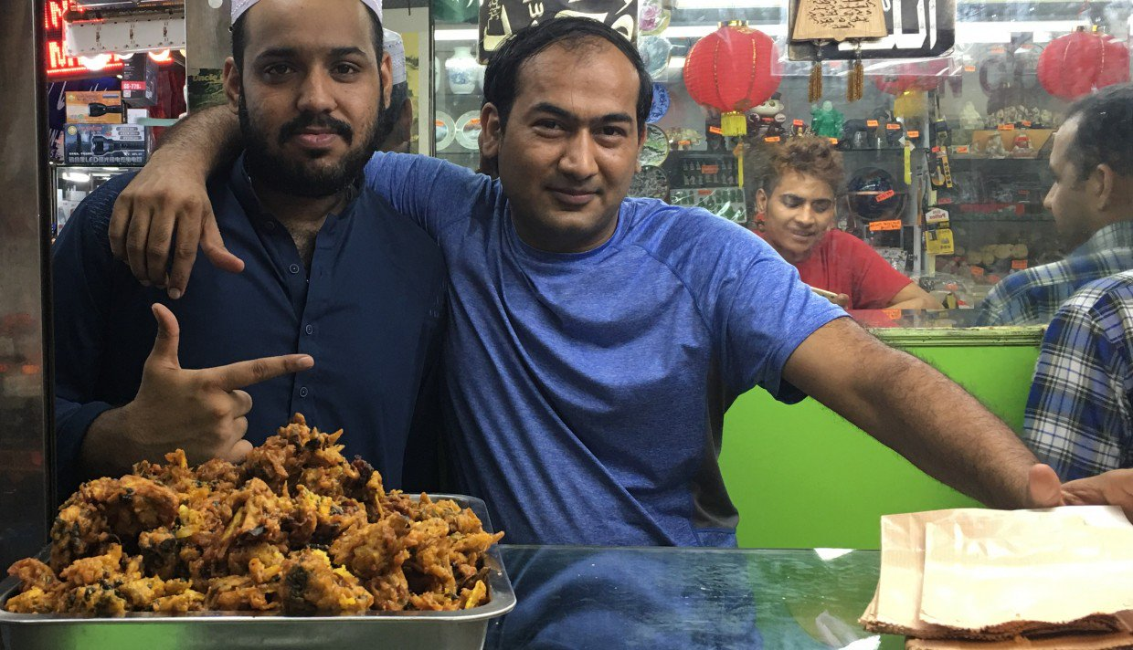 Don't Swallow The Lies About Chungking Mansions – Try The Curry photo