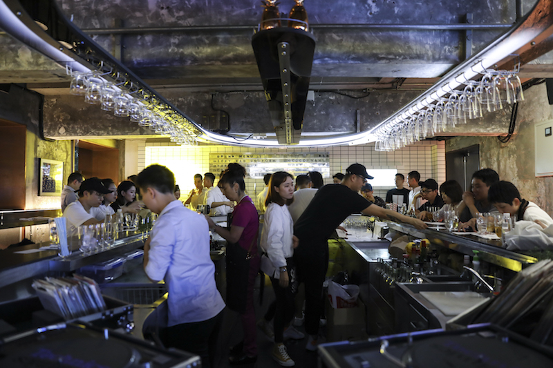 All-star Lineup Of Chinese Mixologists Contribute To 247 Secoo Takeover At Canvas photo