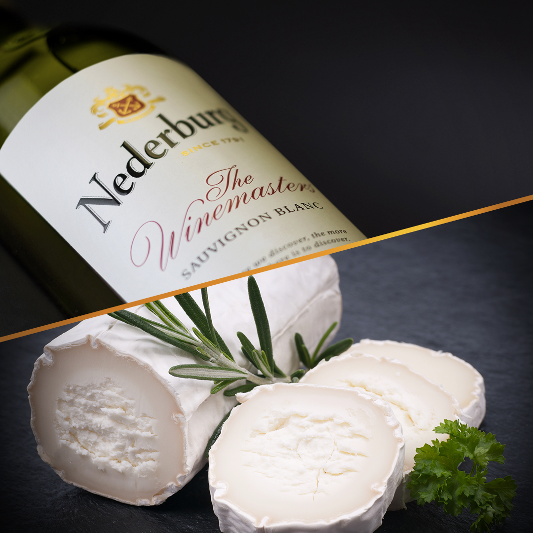 Taste the flavours of Tour de France with this Loire-inspired Goat's milk cheese salad photo