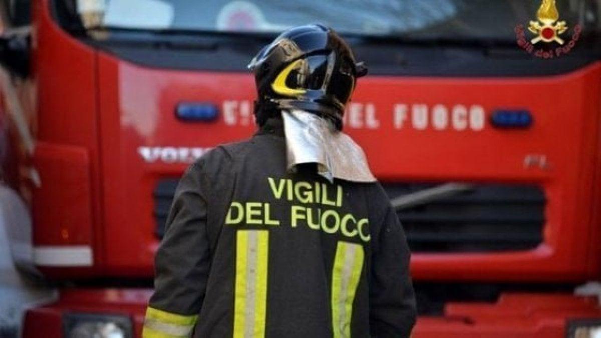 Firenze, Incendio In Galleria Negozi Della Stazione: Nessun Ferito photo