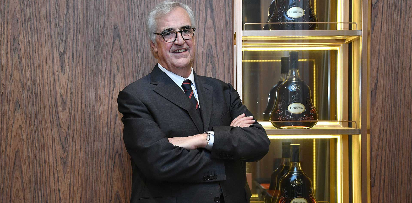 Maurice Hennessy, Yes, That Hennessy, On Cognac & Family Legacy photo