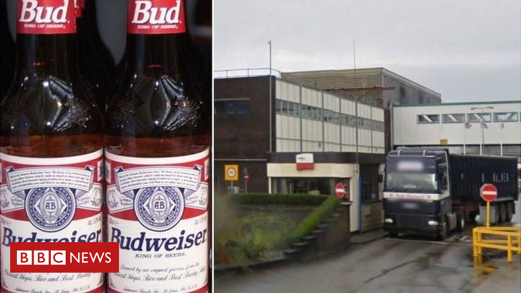 Budweiser Worker 'sacked In Safety Row' photo